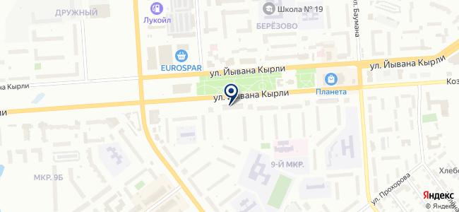 Магазин электрохозтоваров, ИП Свищева С.В. на карте