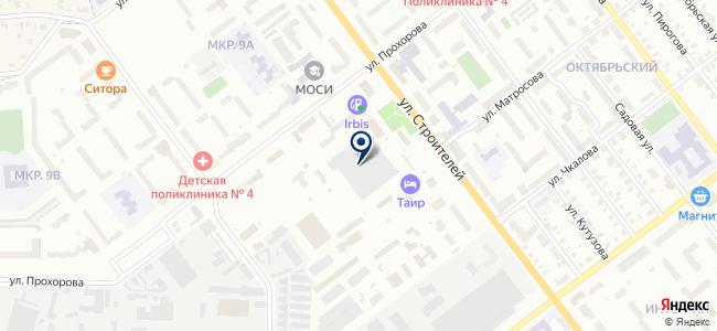 Пассажирские перевозки, ГУП Республики Марий Эл на карте