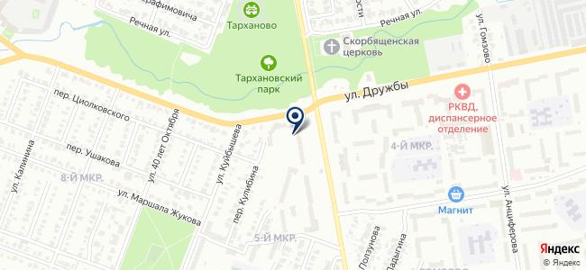 КИП-Комплект, торгово-сервисная компания на карте