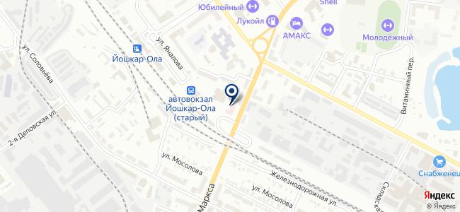 Информационно-консалтинговый центр, ООО на карте