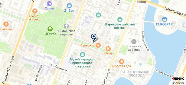 Aura City12 на карте
