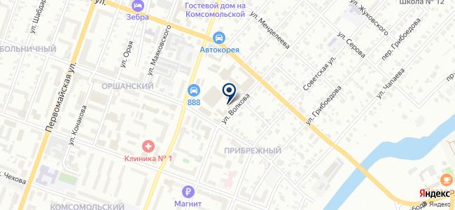 Электрум на карте
