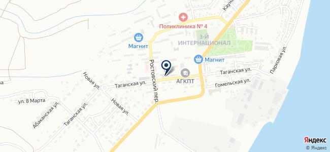 Пункт обслуживания клиентов №17 на карте