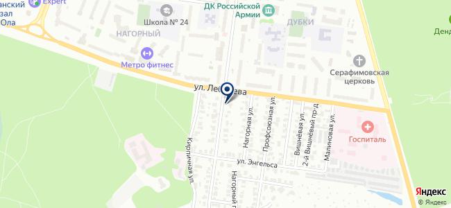 BVA-сервис на карте
