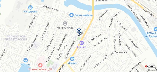 Сокол, ООО на карте