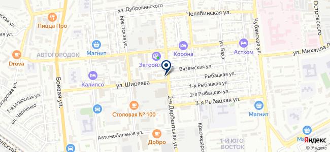 Медсервис-ЮГ, ООО на карте