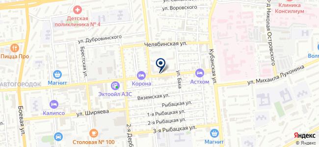 МСК-ТС, ООО на карте