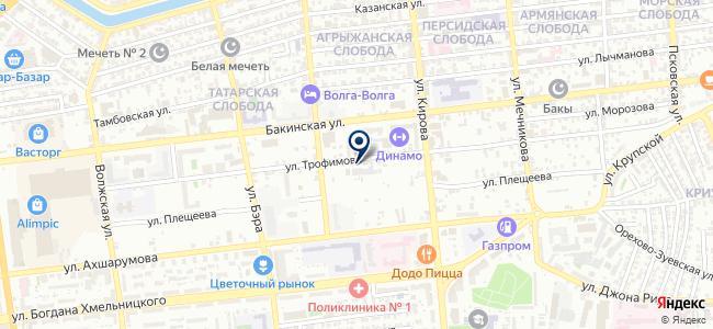 Строй-Технология, ООО на карте