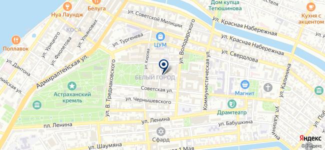 Элеком, ООО на карте