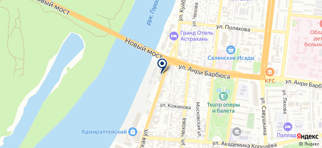 Электрик-Сантехник на карте