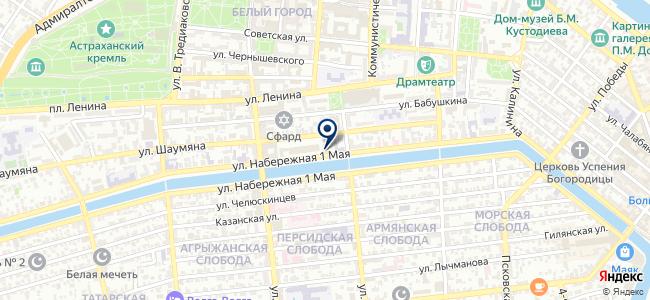 MBAmotors на карте