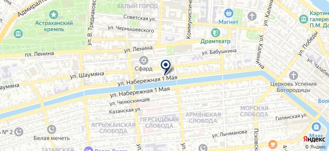 Энергофакт, ООО на карте