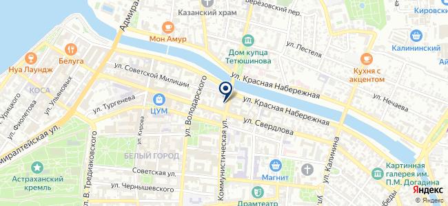 Коммунэнергосервис, ООО на карте