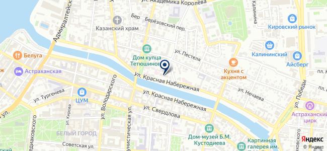 Связь-Экспресс, ООО на карте