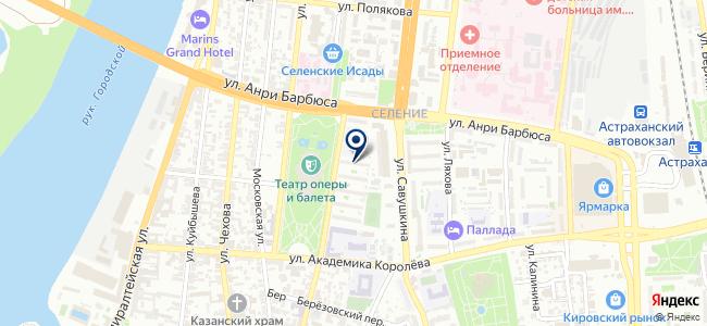 ЭкоСити, ООО на карте