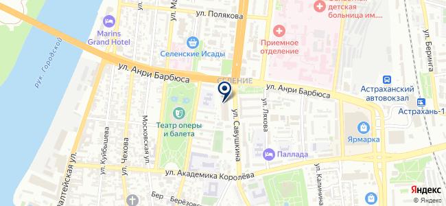 Профи, ООО на карте