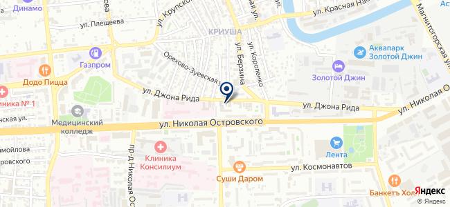 Sotmarket на карте