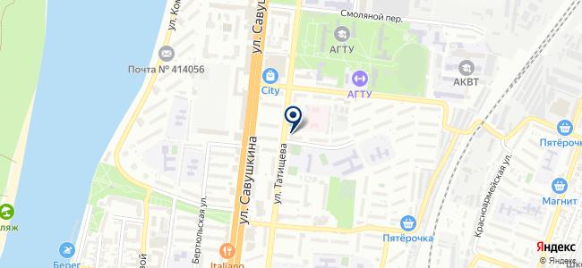 Спецторг на карте