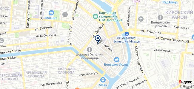Торговый дом на карте
