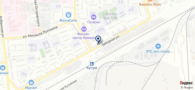 Дельта-Проф, ООО на карте