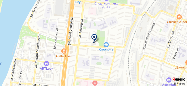 Строймастер на карте
