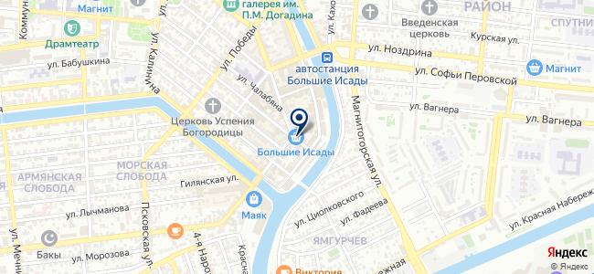 Свит на карте