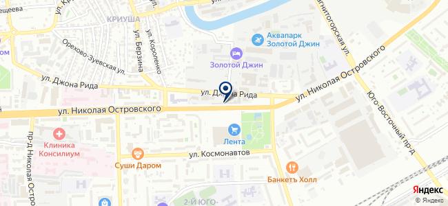 Avto30.com на карте