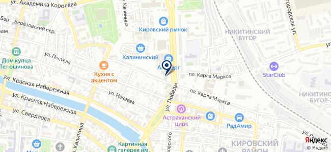 Электрические Технологии и Автоматика, ООО на карте