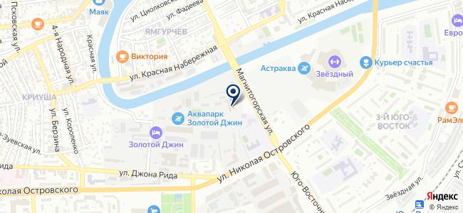 КапиталЛюксСтрой, ООО на карте