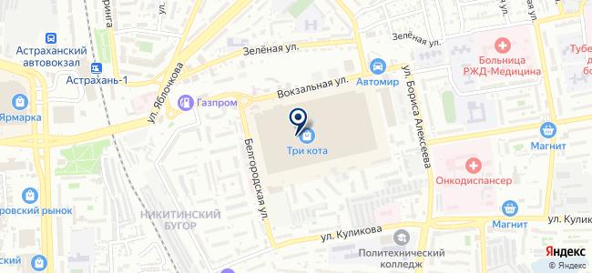 Поволжье+, ООО на карте