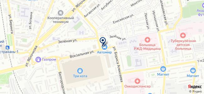 Инструмент-сервис, ООО на карте