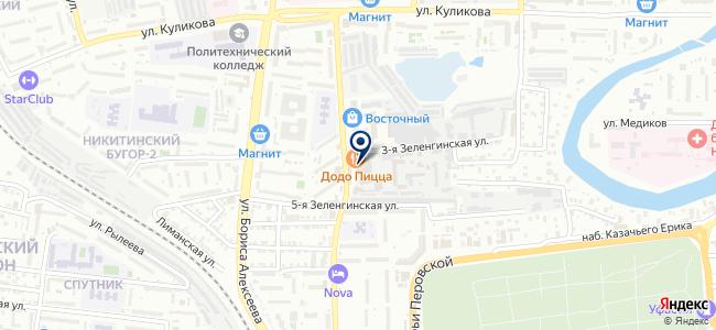 Магазин электротехнических товаров на карте