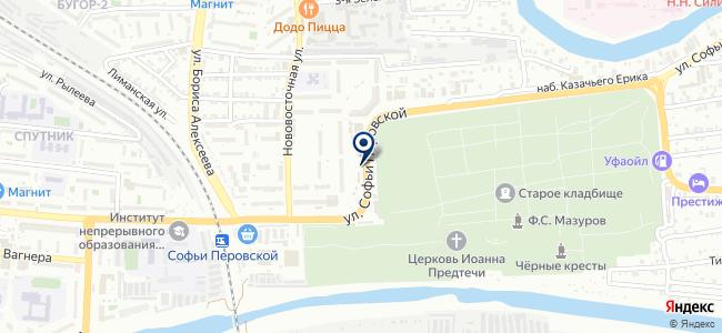ЭКБ на карте