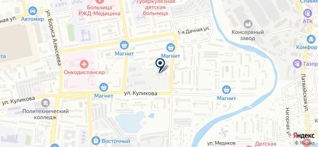 ЛИС на карте