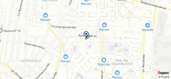 Пункт обслуживания клиентов №32 на карте