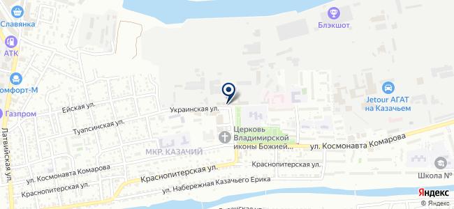 Интерсервис 30, ООО на карте