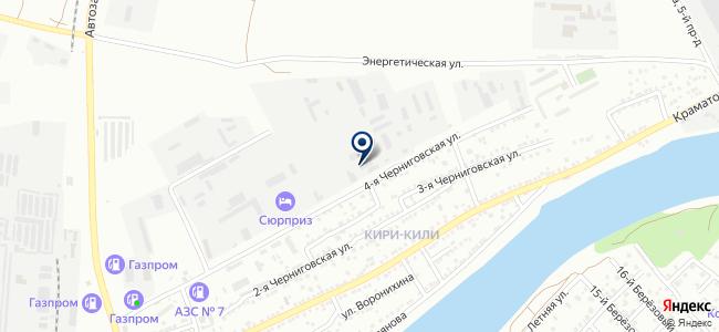 Нефтьгазэлектромонтаж, ООО на карте