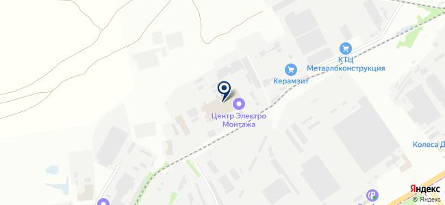 Теплострой, ООО на карте