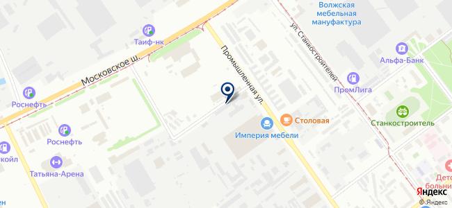 Геккон на карте