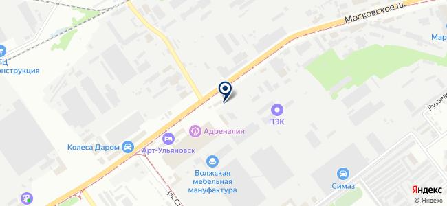 ЭТС, ООО на карте