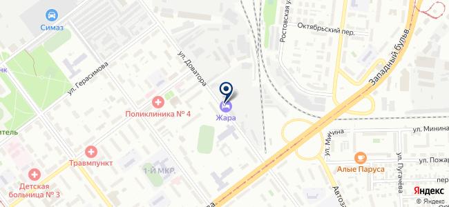 КомпозитСтройМатериал, ООО на карте