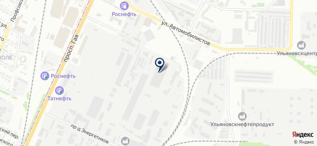 А-СпецТехМатериалы на карте