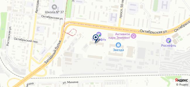 Центр Электромонтажа, ООО на карте