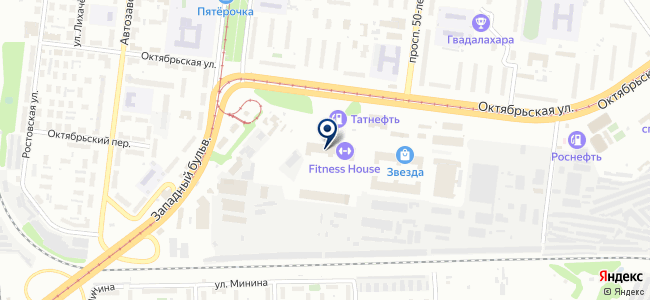 Альфа-МПК на карте