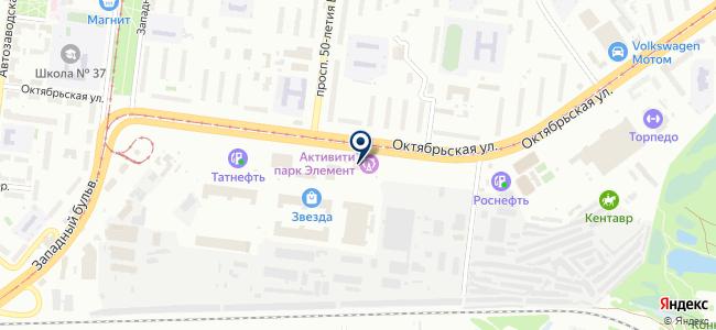 Сангуру на карте