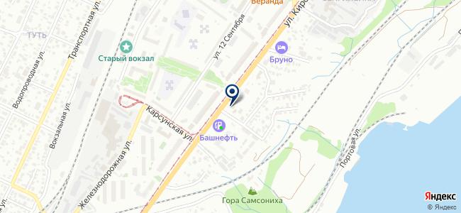 Энерголайн, ООО на карте