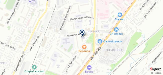 Высокоточная аппаратура, ЗАО на карте