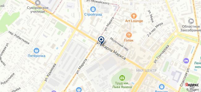 КанцТорг, ООО на карте