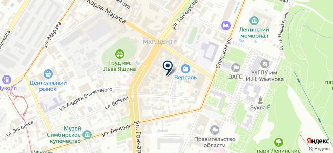 ТрестСпецавтоматика, ЗАО на карте