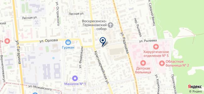 Гарант Л, ООО на карте